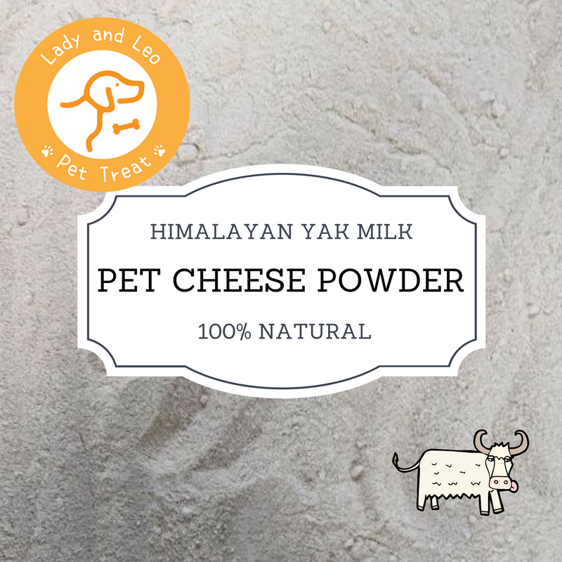 Lady & Leo Yak Cheese Pet Powder